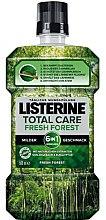 Духи, Парфюмерия, косметика Ополаскиватель для полости рта - Listerine Total Care Fresh Forest Elixir Bocal