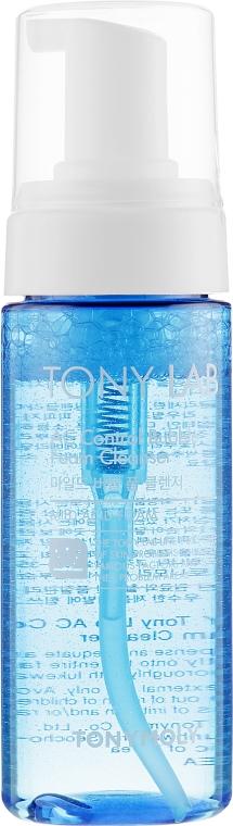 Пенка-мусс для проблемной кожи - Tony Moly Tony Lab AC Control Bubble Foam Cleanser