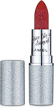 Духи, Парфюмерия, косметика Помада для губ - Lamel Professional Insta Shine Lipstick