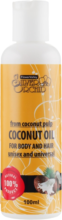 Кокосовое масло - Silver Orchid Coconut Oil