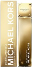Духи, Парфюмерия, косметика Michael Kors 24K Brilliant Gold - Парфюмированная вода