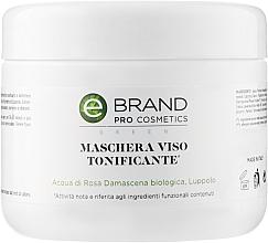Духи, Парфюмерия, косметика Тонизирующая маска с увлажняющим, антиоксидантным действием - Ebrand