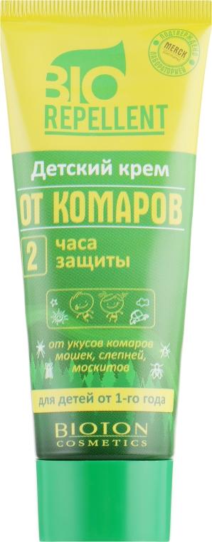 Детский крем от комаров 2 часа защиты - Bioton Cosmetics BioRepellent