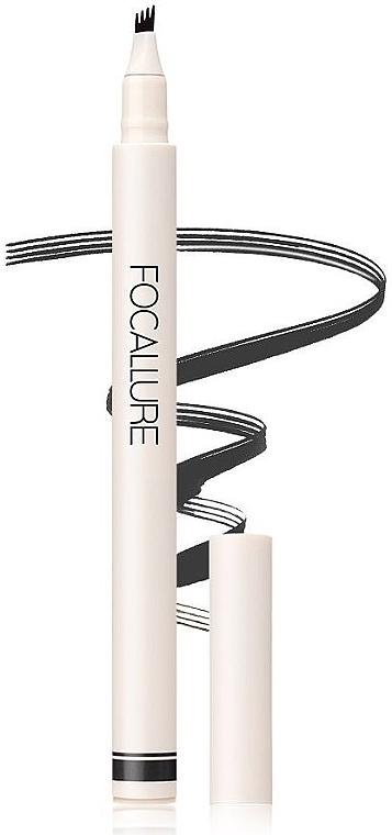 Тинт для бровей - Focallure Fluffmax Tinted Brow Ink Pen