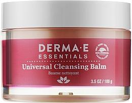 Духи, Парфюмерия, косметика Универсальный отшелушивающий бальзам для лица - Derma E Essentials Universal Cleansing Balm