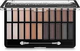 Духи, Парфюмерия, косметика Палетка для макияжа глаз - DoDo Girl 22 Colors Eyeshadow Palette Makeup Studio