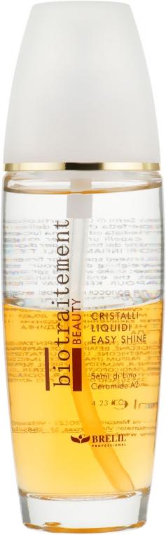 Двухфазные жидкие кристаллы - Brelil Bio Traitement Beauty Cristalli Liquidi Easy Shine