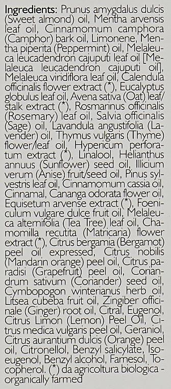 Смесь эфирных масел и экстрактов - Phytorelax Laboratories 31 Herbs Oil — фото N4