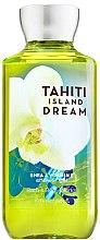 "Духи, Парфюмерия, косметика Гель для душа ""Мускус и киви"" - Bath and Body Works Tahiti Island Dream Shower Gel"