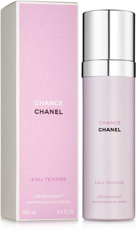 Chanel Chance Eau Tendre - Дезодорант