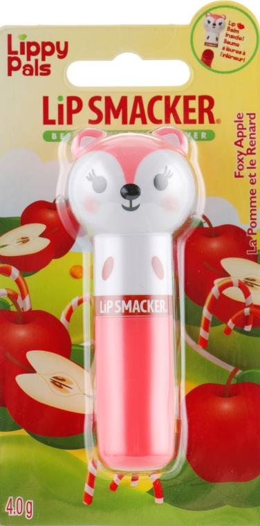"""Бальзам для губ """"Яблочный"""" - Lip Smacker Lippy Pal Fox"""