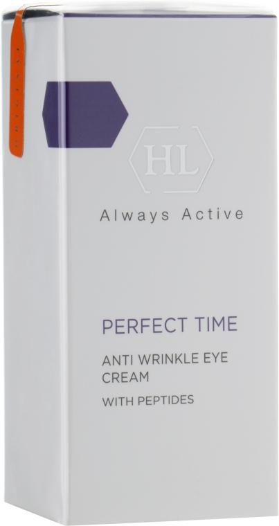 Крем для век - Holy Land Cosmetics Perfect Time Anti Wrinkle Eye Cream