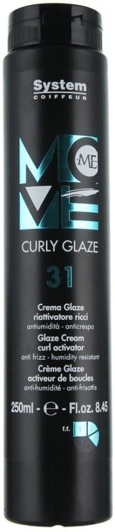 Крем для кудрей - Dikson Move-Me 31 Smoothy Curly Glaze