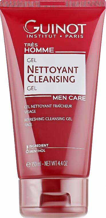 Очищающий гель для лица - Guinot Nettoyant Visage Cleansing Gel