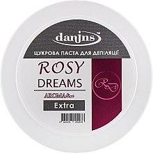 """Духи, Парфюмерия, косметика Парфюмированная сахарная паста для депиляции """"Розовые мечты"""", экстра - Danins Rosy Dreams Sugar Paste Extra"""