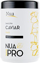 Духи, Парфюмерия, косметика Маска для волос разглаживающая с икрой - Nua Pro Smooth with Caviar Mask