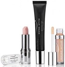 Духи, Парфюмерия, косметика Набор по уходу за губами - Swiss Smile Glorious Lips Lip Care Set (Lip/Gloss/3.5ml+Lip/Balm/3.5ml+Booster/20ml)
