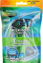 Духи, Парфюмерия, косметика Одноразовые станки для бритья - Wilkinson Sword Xtreme 3 Duo Comfort