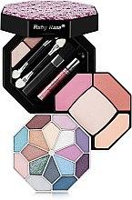 Духи, Парфюмерия, косметика Косметический набор, HB-123PK - Ruby Rose Deluxe Make Up Kit
