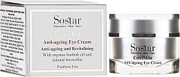 Духи, Парфюмерия, косметика Антивозрастной крем для кожи вокруг глаз - Sostar Estelskin Anti Ageing Eye Cream