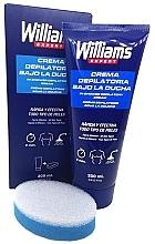 Духи, Парфюмерия, косметика Крем для депиляции в душе - Williams Depilatory Shower Cream