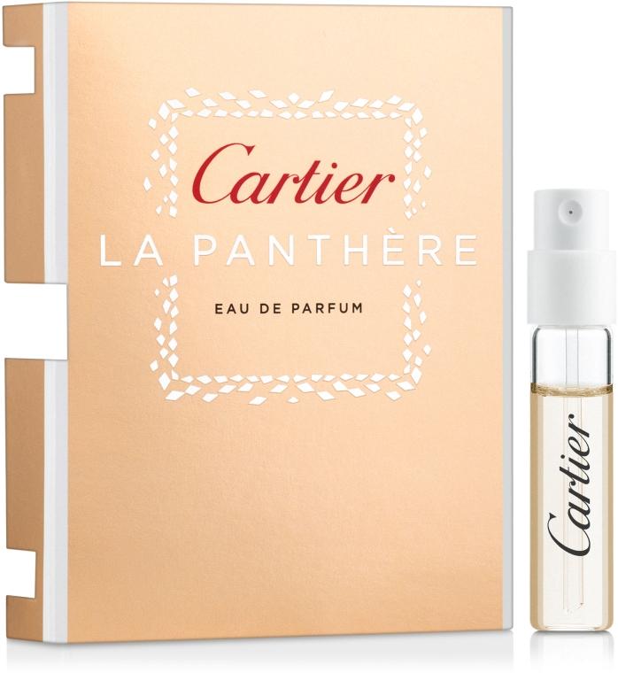 Cartier La Panthere - Парфюмированная вода (пробник)