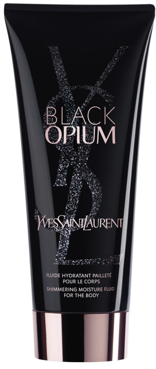 Лосьон для тела - Yves Saint Laurent Black Opium