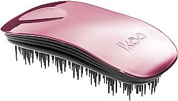 Духи, Парфюмерия, косметика Расческа для волос - Ikoo Home Rose Metallic Black
