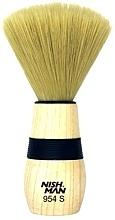 Духи, Парфюмерия, косметика Сметка для волос 954 S - Nishman