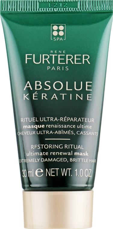 Маска Абсолю Кератин для очень поврежденных волос - Rene Furterer Karite Absolute Keratin Mask