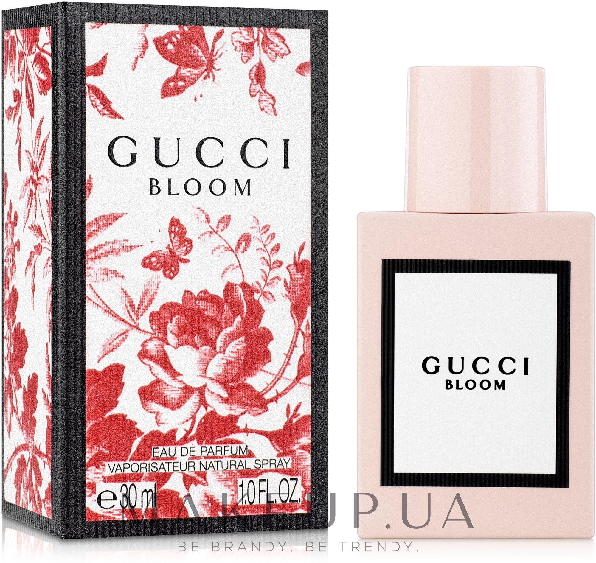 Gucci Bloom - Парфюмированная вода — фото 30ml