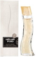 Духи, Парфюмерия, косметика Cafe Parfums Cafe-Cafe Puro Pour Homme - Туалетная вода (мини)