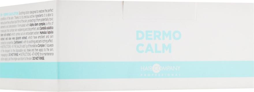 Пом'якшувальний лосьйон - Hair Company Double Action Dermo Calm Lotion — фото N3