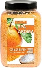 Духи, Парфюмерия, косметика Морская соль для ванн антицеллюлитная - Bioton Cosmetics Spa & Aroma