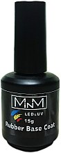 Духи, Парфюмерия, косметика Каучуковая база для ногтей - M-in-M Rubber Base Coat