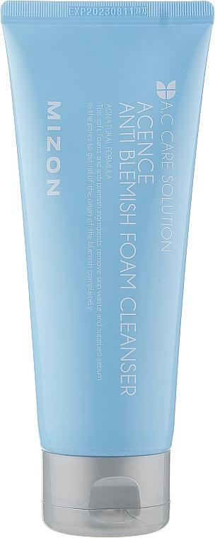 Пенка для проблемной кожи - Mizon Acence Anti Blemish Foam Cleanser