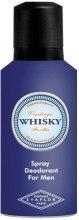 Духи, Парфюмерия, косметика Evaflor Whisky Vintage - Дезодорант