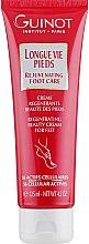 Духи, Парфюмерия, косметика Крем для ног - Guinot Longue Vie Pieds Regenerating Beauty Cream
