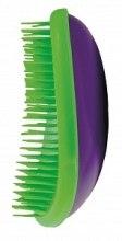 Духи, Парфюмерия, косметика Щетка для волос, фиолетовый-лайм - Detangler Original
