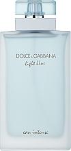 Духи, Парфюмерия, косметика Dolce&Gabbana Light Blue Eau Intense - Парфюмированная вода