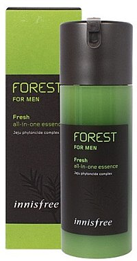 Эссенция для лица - Innisfree Forest For Men Fresh All In One Essence — фото N1