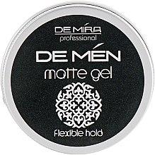Духи, Парфюмерия, косметика Матовый гель для укладки - DeMira Professional DeMen Matte Gel