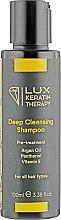 Духи, Парфюмерия, косметика Шампунь с аргановым маслом и витамином Е - Lux Keratin Therapy Renewal Keratin