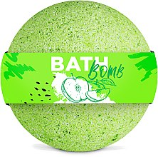 "Парфумерія, косметика Бомба для ванни ""Apple"" - SHAKYLAB Bath Bomb"