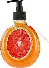 """Духи, Парфюмерия, косметика Гель-мыло очищающее """"Грейпфрут"""" - Вкусные секреты"""