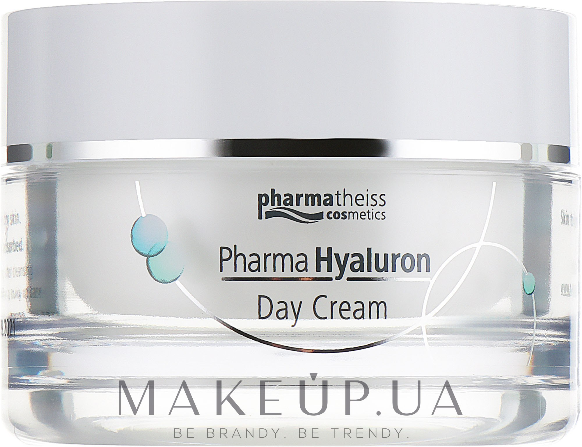 Крем дневной для лица - Pharma Hyaluron Day Cream Riche — фото 50ml