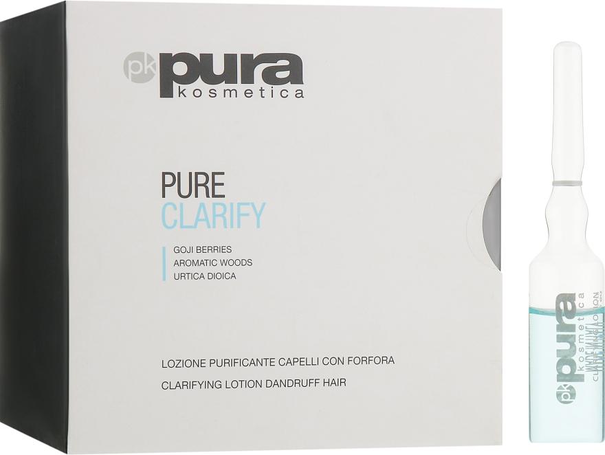 Лосьон против перхоти - Pura Kosmetica Pure Clarify Lotion