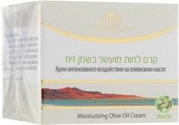 Екстразволожуючий крем з оливковим маслом - Care & Beauty Line Powerful Olive Oil Cream — фото N2
