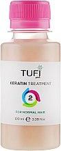 Парфумерія, косметика Кератин для нормального волосся - Tufi Profi Keratin Treatment