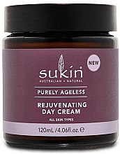 Духи, Парфюмерия, косметика Омолаживающий дневной крем - Sukin Purely Ageless Rejuvenating Day Cream